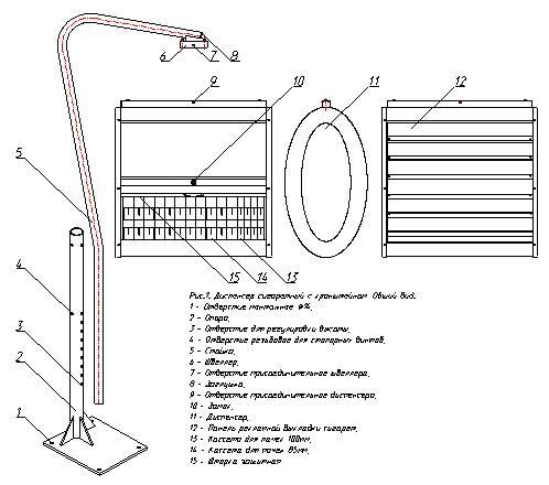 Схема сборки АМТ-84